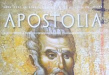 "Parution du n°87 (juin 2015) de la revue ""Apostolia"""