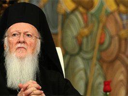 Le patriarche Bartholomée est actuellement à Genève pour des examens médicaux