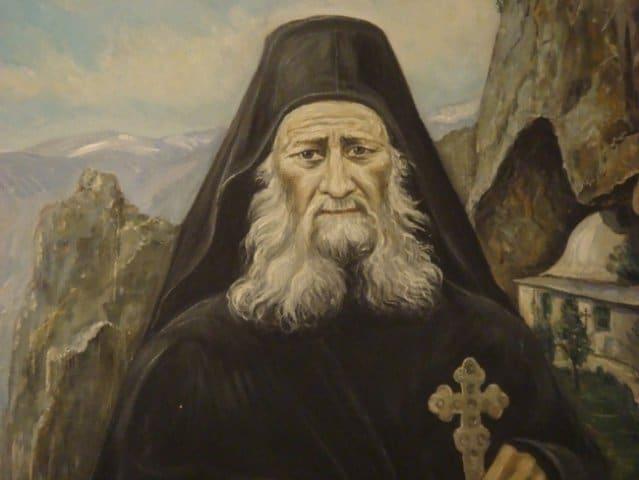 Un film vidéo au sujet de l'ermitage de l'Ancien Joseph l'Hésychaste sur le Mont Athos