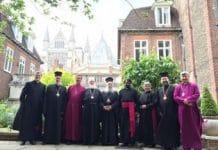 Rencontre entre le Patriarcat œcuménique et la Communion anglicane