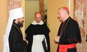 Les récentes rencontres au Vatican du métropolite Hilarion de Volokolamsk