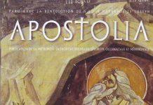 """Parution du n°88-89 (juillet-août 2015) de la revue """"Apostolia"""""""