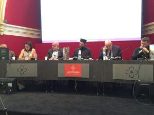 """Vidéo de la présentation du livre """"Héritage chrétien du Kosovo et de la Métochie"""" – lundi 29 juin"""