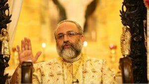 Interview de l'évêque de Zabadani Constantin, du Patriarcat orthodoxe d'Antioche : « Malgré les persécutions, les chrétiens restent en Syrie »