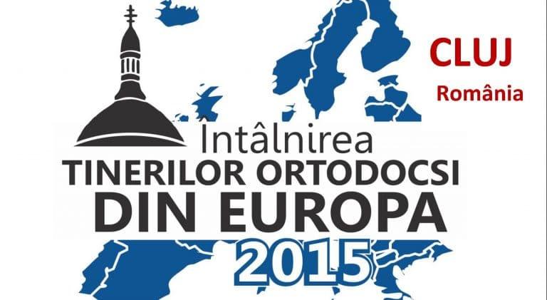Rencontre des jeunes orthodoxes d'Europe à Cluj-Napoca (Roumanie)