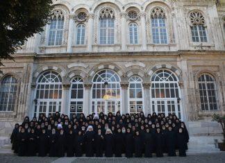 Un compte rendu de la synaxe des hiérarques du Patriarcat oecuménique