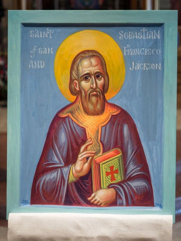 Saint Sébastien de San Francisco et de Jackson (1863-1940)
