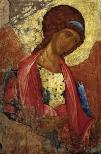 Saint Archange Michel - Andreï Rublev (XVe siècle)