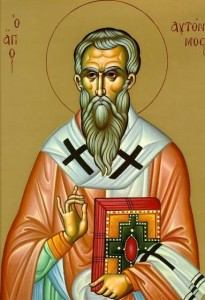 Saint Autonome, évêque en Italie, martyr en Bithynie (313