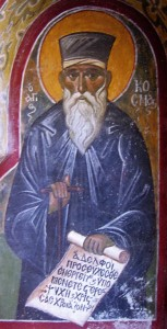 Saint hiéromartyr Cosmas d'Étolie