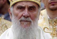 Le patriarche de Serbie Irénée: «Le temps n'est pas encore venu pour la visite du pape de Rome à l'Église orthodoxe serbe»
