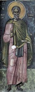 Saint Moïse l'Éthiopien