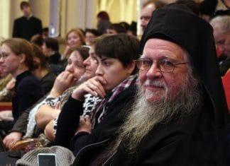 Une interview de l'archimandrite Élie (Ragot) a été publiée sur le site internet du monastère Sretensky de Moscou