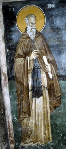 Saint Pimène le Grand (vers 450)