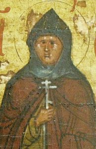 Sainte Théodora d'Alexandrie
