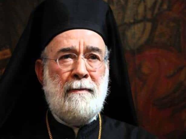 Beyrouth: Le métropolite Elias Audeh, l'Eglise et la guerre