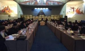 Communiqué officiel de la Vème Conférence préconciliaire