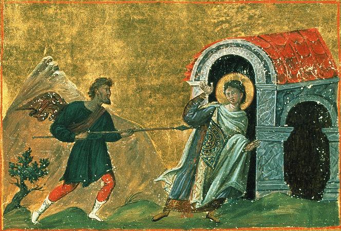 Saint Démètre de Thessalonique