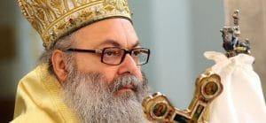 Lettre pastorale de Jean X, patriarche d'Antioche:«La grâce nous grandit, le service nous élève, l'amour nous unit»