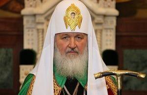 Le patriarche de Moscou Cyrille: on ne peut rester indifférent aux souffrances du peuple syrien