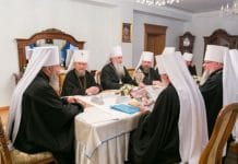 Le Saint-Synode de l'Église orthodoxe d'Ukraine exhorte les fidèles à ne pas céder aux provocations
