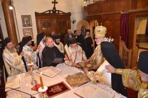 Belgique: sacre de l'évêque Pierre de Troas