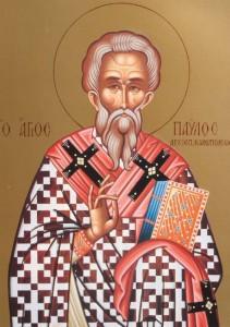 Saint Paul le Confesseur