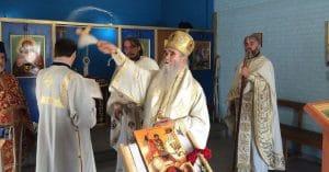 Un monastère orthodoxe, dédié à saint Séraphim de Sarov, a été inauguré en Argentine