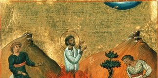 saint Habib, diacre, martyr à Edesse (322) - Orthodoxie.com