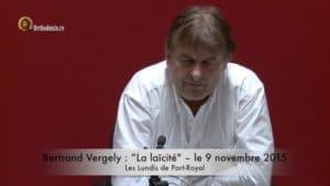 Bertrand Vergely : « La laïcité »