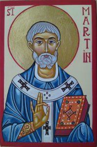 Saint Martin le Miséricordieux, évêque de Tours (397)