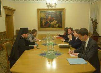 Le vice-président du DREE a rencontré des diplomates suisses