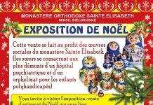 Bruxelles: une exposition-vente du monastère Sainte-Elisabeth de Minsk