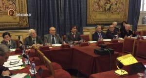Conférence donnée par Bertrand Vergely à l'Académie des sciences sociales et politiques