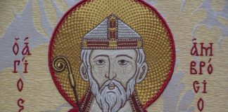 Saint Ambroise - Orthodoxie.com