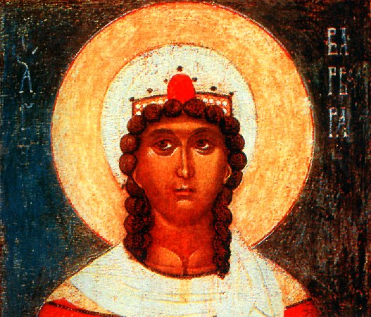 Sainte Barbara Orthodoxie.com