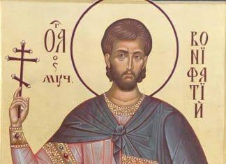 Saint Boniface - Orthodoxie.com