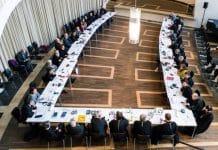 Une conférence mixte de l'Église orthodoxe russe et de l'Église évangélique d'Allemagne sur le 70e anniversaire de la fin de la Seconde Guerre mondiale