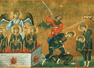 Saint Daniel - Orthodoxie.com