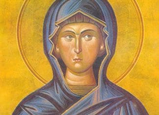 Sainte Eugénie - Orthodoxie.com