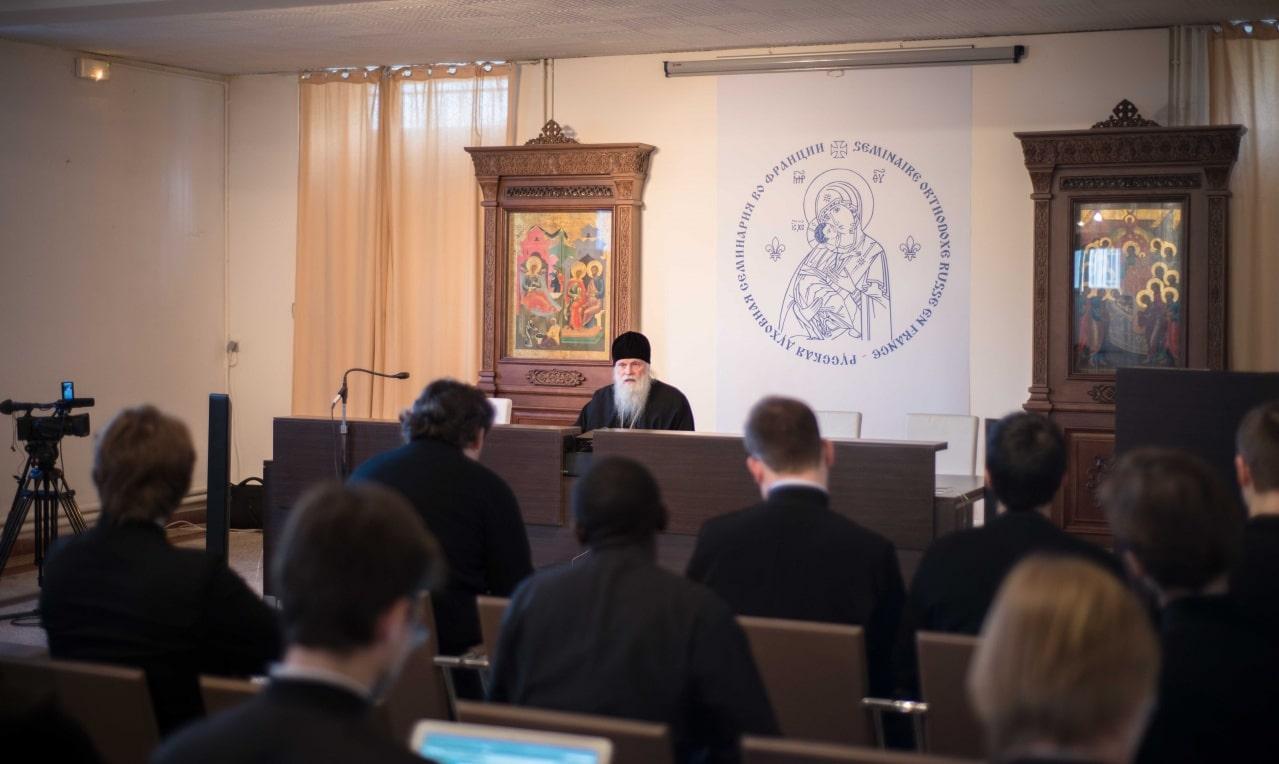 Vidéo de la conférence de l'archimandrite Gabriel Bunge sur «Evagre le Pontique et l'orthodoxie»