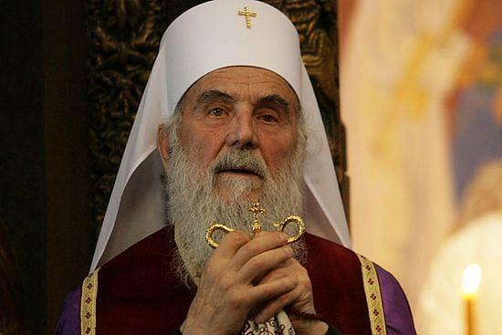 Patriarch Irinej's message for Pascha 2019