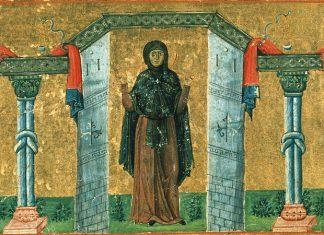 Sainte Mélanie la Romaine - orthodoxie.com