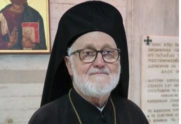 Message de Noël 2018 de Son Éminence l'Archevêque Jean de Charioupolis