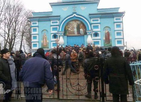 Le patriarche de Moscou Cyrille s'est indigné de la tentative du «Patriarcat de Kiev» de s'emparer de l'église du village de Ptitchya, dans la région de Rovno en Ukraine