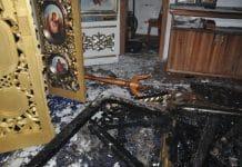 Nouvelle profanation d'une église en Ukraine occidentale
