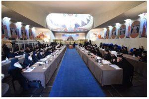 Reportage: «Ouverture de la synaxe des Eglises orthodoxes»