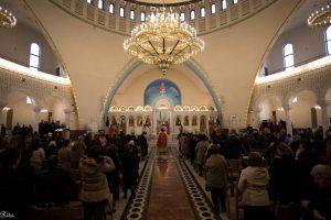 Célébrations de la Théophanie en Albanie