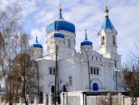 Des inconnus ont tenté de mettre le feu à une église à Belopol (Ukraine)