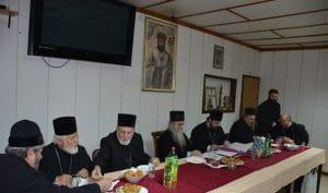 Communiqué de la réunion annuelle du clergé du diocèse métropolitain du Monténégro et du Littoral au sujet de la vie ecclésiale dans le pays, du Concile panorthodoxe et de l'entrée éventuelle de la République du Monténégro dans l'OTAN